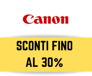 Canon Black Friday cashback